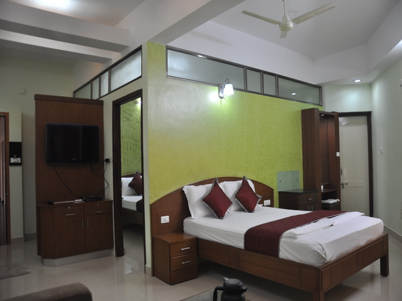 SLR Residency Suite Room